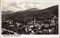BADENWEILER AK 1950 Bedarfspost Totalansicht Schwarzwald Partie alte Postkarte