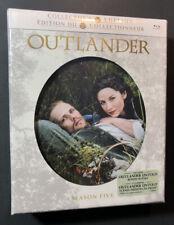 Outlander Season Five [ Collector's Edition ] (Blu-ray Disc) NEW
