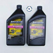 Quicksilver llena sintética Aceite de dos tiempos PwC X 2 (aceites Y Lubricantes)