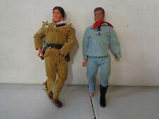 Gabriel Lone Ranger and Tonto