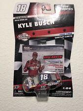 Rare Kyle Busch NASCAR Authentics Skittles 2018 Chicagoland Win 1/64 Diecast