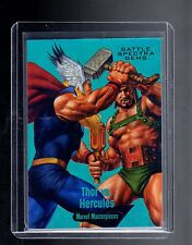 2016 Marvel Masterpieces  Joe Jusko BS-6 Battle Spectra Gems card 53/99