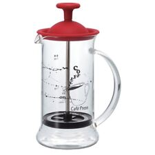 Hario Coffee Cafe Press Slim S Red CPSS-2-R 1-2 Cups 240ml from JAPAN
