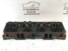 1977 CHEVY PICKUP 10 Engine Motor Cylinder Head 5.7 4X4 ID# #462624