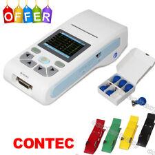 Ecg90a Handheld 12 Lead Ecg Electrocardiograph Portable Machinepc Softwarefda