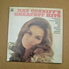 'Ray Conniff's Greatest Hits' - 1969 - CBS - S 63671.