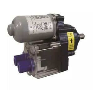 KINGZO DC24V 100W Electric Film Reeler Roll Up Winch Geared Motor for Greenhouse