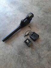 Kobalt 80 Volt 80V Brushless Blower 125 Mph 500-Cfm used read description