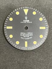 DIAL QUADRANTE TUDOR PRINCE SUBMARINER 200 m 660 ft Ref.7928  1960