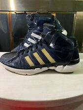 ADIDAS Pro Torsion System Blue Black White  Basketball Shoes Mens Size 13