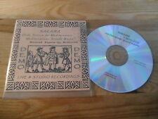 CD Ethno Nakaira - Ondo Sonore Dal Mediterraneo (7 Song) Demo PRIVAT PRESS