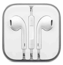 New listing Apple iPhone EarPods with 3.5 mm Headphone Plug - New