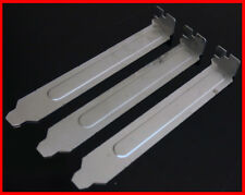 🍎 3x Apple Mac Pro PCI Slot Covers Blanks Fence Also Fits PowerMac G3 G4 G5