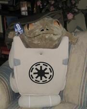 NEW Star Wars Clone Wars Ahsoka Tano Back Pack Plush Baby Rotta The Huttlet USA
