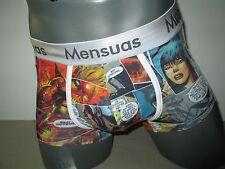 Mensuas Underwear Boxer Brief Comic Red 5911 (L)