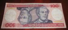 Banknotes America/BRAZIL Banco Central Do Brasil 100 CEM cruzeiros