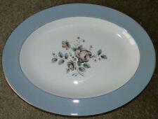 Oval Serving Platter  - ROYAL DOULTON ROSE ELEGANS china