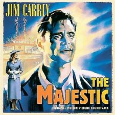 The Majestic [Original Motion Picture Soundtrack] by Original Soundtrack (CD,...