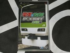 Playstation Portable PSP Import Densha De Go Pocket Yamanote Line Yamatesen Hen