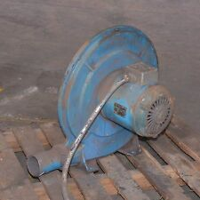 10385 7 2HP 3 PHASE Centrifugal Blower Forge Furnace Pneumatic Conveying