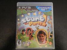 DJ Hero: Start the Party (Sony PlayStation 3, 2010)