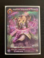 World of Warcraft WoW TCG Promo - EA Alternate Art Aegwynn Guardian of Tirisfal