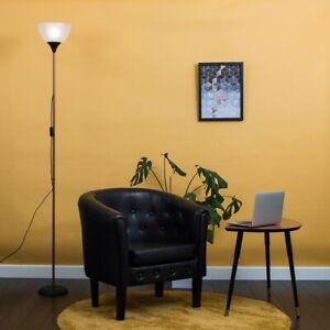 Modern Floor Lamp Light Uplighter Design Copper Living Room Lighting LED Bulb