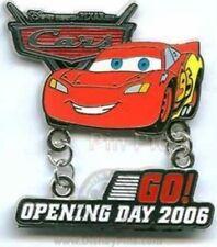 Disney Pin: WDW Disney-Pixar's Cars Countdown Go! - Lightning McQueen (LE 3000)
