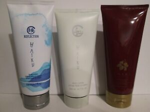 Avon Body Lotion for Her Haiku  Haiku Reflection  Imari  Little Black Dress Luck