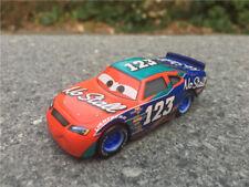 Mattel Disney Pixar Cars 3 Todd Marcus NO.123 Metal Diecast Toy Car New Loose