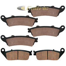 Brake Pads VICTORY VISION CROSS ROADS 2010 Front Rear Brakes