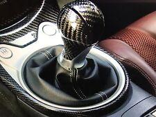 Nissan Genuine OEM 6 Speed Manual Shift Knob with CARBON FIBER COATING For 370Z