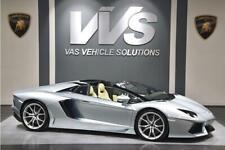 Lamborghini Aventador 6.5 LP 700-4 Roadster Convertible