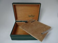 Rolex Watch Box, Ref. 67.00.08 for Submariner, Leather, Vintage 1970's