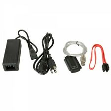 USB 2.0 to IDE SATA 2.5 3.5 Hard Drive Converter Cable   SKU: 81000001