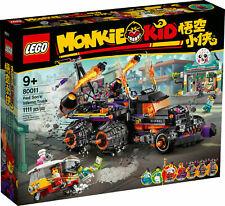 LEGO 80011 Monkie Kid-Red Son's Inferno Truck NEU&OVP