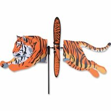 TIGER--Petite Garden Stake Wind Spinner by Premier Kites & Designs