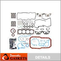 Fits 90-97(12/01/16) Toyota Celica Camry MR2 2.2 DOHC Full Gasket Set Bolts 5SFE