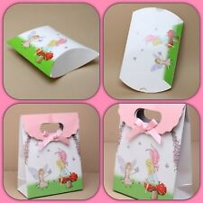 Fairy Tinkerbell Pillow Box and Gift Box Ideal For Birthday Party Bags Gifts