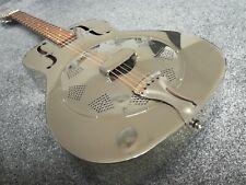 Ozark Steel Body Resonator guitar 3515N in great condition