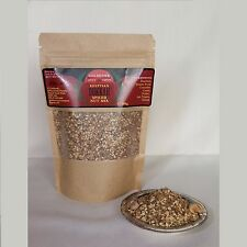 DUKKAH EGYPTIAN HAZELNUT AND SPICE DIP 100g condiment dip, middle eastern food.
