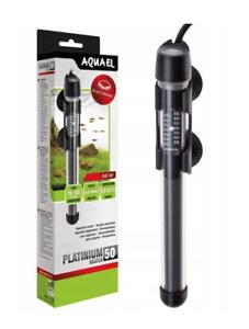 Aquael Platinium Heater 50 Aquarium Heating Rod Water Temperature Plant