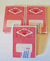 TROPICANA HOTEL CASINO LAS VEGAS PLAYING CARDS ONE (1) DECK + BONUS