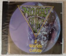 NOAHS REIGN 2 Worlds Collide CD NEW SEALED Indie Metal Hard Rock heavy album OOP