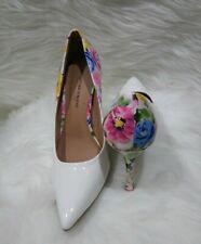 cc9674e3986 Christian Siriano Floral Stiletto Habit PUMP Size 11