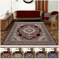 Non Slip Traditional Rug Large Living Room Carpets Hall Runners Bedroom Rugs Mat