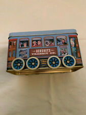 Vintage Hersey's Vehicle Series Canister #2 Trolley