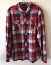 O'Neill Maverick Series Shirt Plaid Check Insulated Men's XL