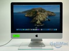 """Apple 21.5"""" iMac Late 2013 ME087LL/A-BTO + Button Issue Sold As Is"""