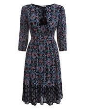 Monsoon Party Boho, Hippie Regular Size Dresses for Women